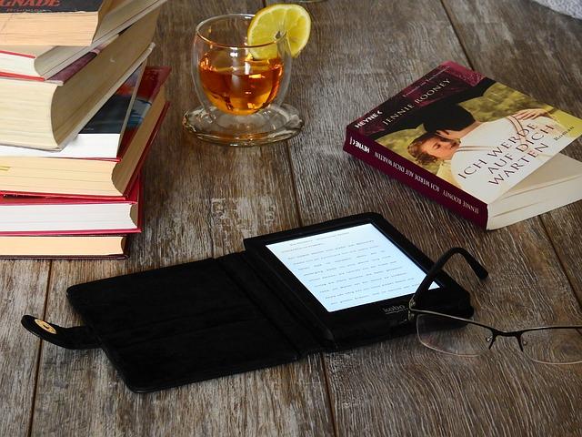 ebook a brýle