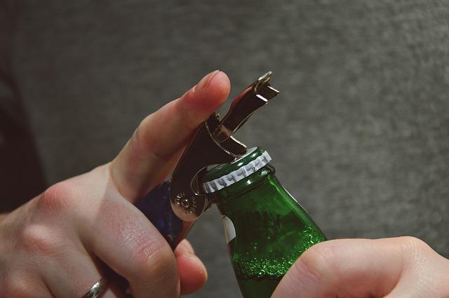 otvírák na láhve