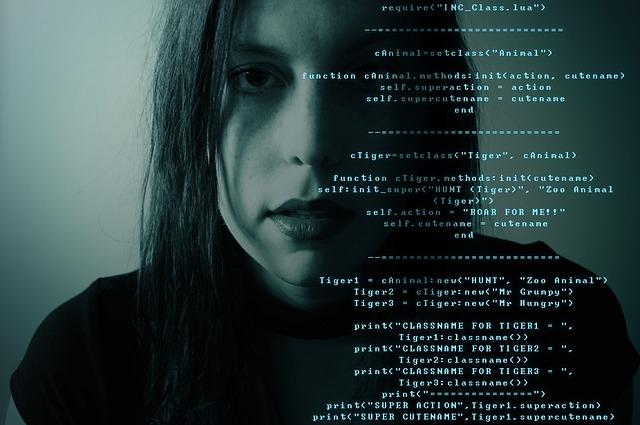 hackování a kódování
