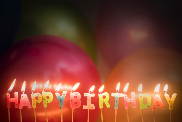 narozeninová oslava
