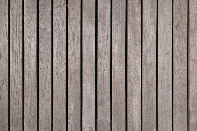 dřevěné palubky